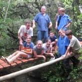 Michelle's Springbok Community Service