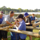 Kontiki 2005 – Raft Building